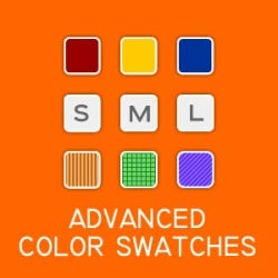 Advanced Color Swatches