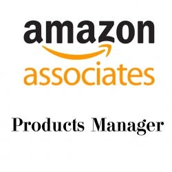 Amazon Associates Products Manager