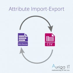 Attribute Import/Export