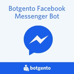 Botgento Facebook Messenger Chatbot