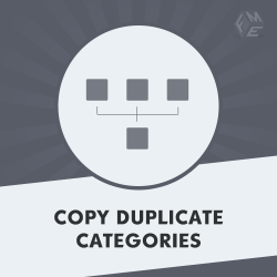 Copy Duplicate Categories