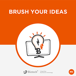 Brush Your Ideas