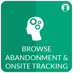Browse Abandonment & Onsite Tracking