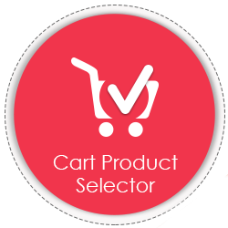 Cart Product Selector