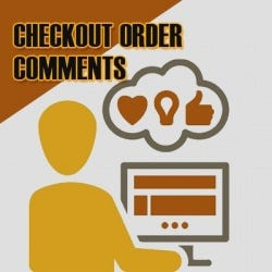 Checkout Order Comments