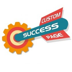 Custom Success Page