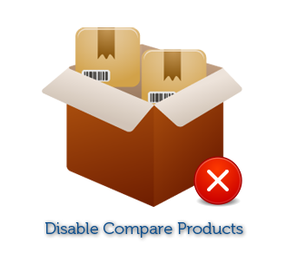 Disable Compare Products