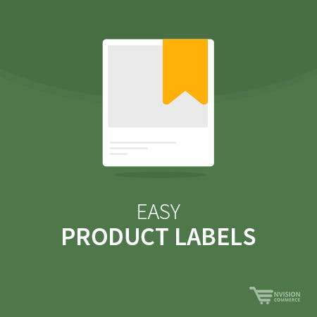 Easy Product Labels
