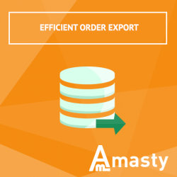 Efficient Order Export