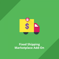 Fixed Shipping Marketplace Add-On