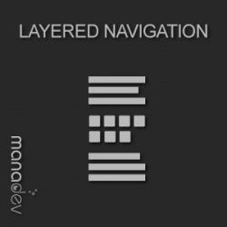 Layered Navigation Filters