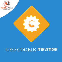 Geo Cookie Message
