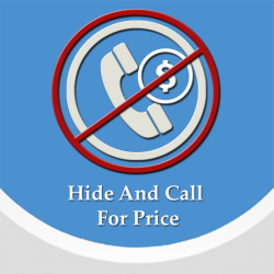 Hide And Call For Price