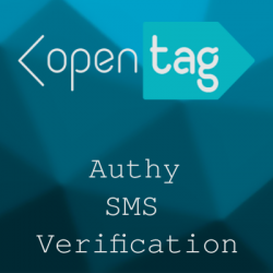 Authy SMS Verification