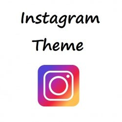 Instagram Theme