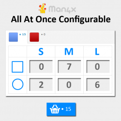 All At Once Configurable