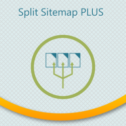 Split Sitemap PLUS
