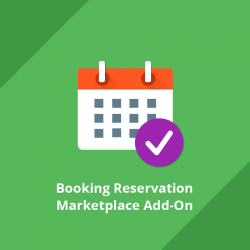 Booking Reservation Marketplace Add-On