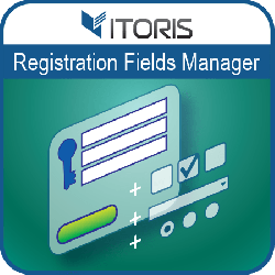 Registration Fields Manager