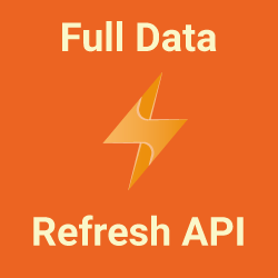 Full Data Refresh API