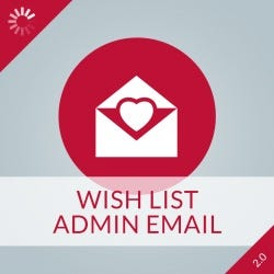 Wish List Admin Email