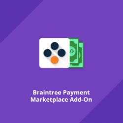 Braintree Payment Marketplace Add-On
