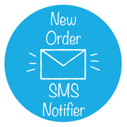 New Order SMS Notifier