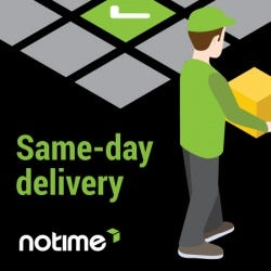 Notime Same Day Delivery
