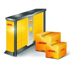 DHL Location Finder