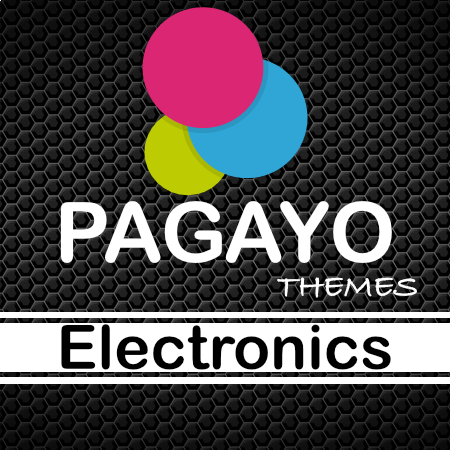 Electronics Multi Purpose Theme