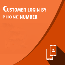 Customer Login By Phone Number