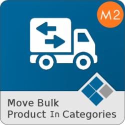 Move Bulk Product In Categories
