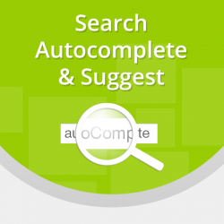 Search Autocomplete & Suggest