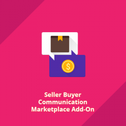 Seller Buyer Communication Marketplace Add-On