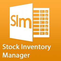 Stock Inventory Manager