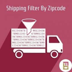 Shipping Filter By Zip Code