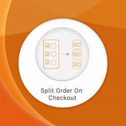 Split Order On Checkout