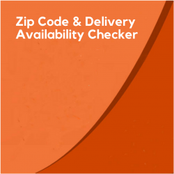 Zip Code & Delivery Availability Checker